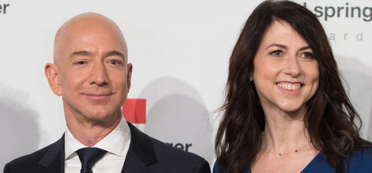 MacKenzie Scott, Jeff Bezos's ex-wife, is donating $4 billion to charity