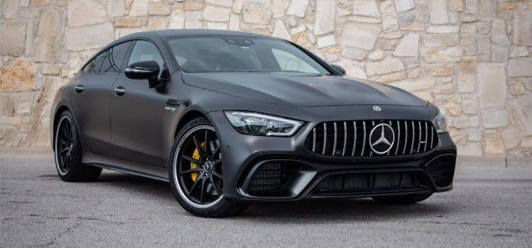 Mercedes AMG-GT models recalled over… loose hubcaps?