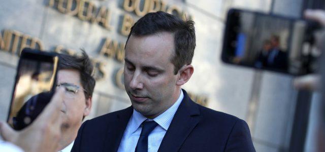 Donald Trump pardons Anthony Levandowski on the advice of Peter Thiel