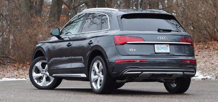 2021 Audi Q5 45: A showroom star
