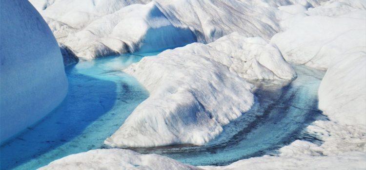 Sun-Loving Bacteria May Be Accelerating Glacial Melting