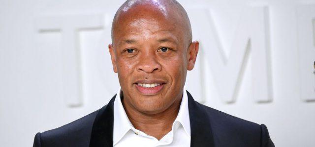 Rapper Dr. Dre hospitalized after brain aneurysm
