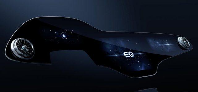 Mercedes-Benz design chief Gorden Wagener on the EQS' Hyperscreen: 'Bigger the better'