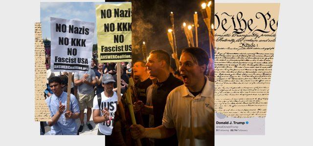 Banning White Supremacy Isn't Censorship, It's Accountability