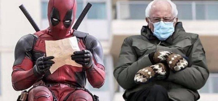 Bernie Sanders' inauguration mittens meme: The funniest versions