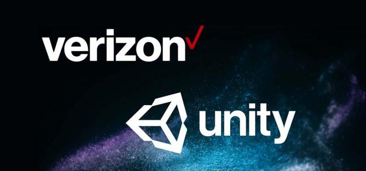 Verizon picks Unity as 5G MEC partner for 3D enterprise apps and games