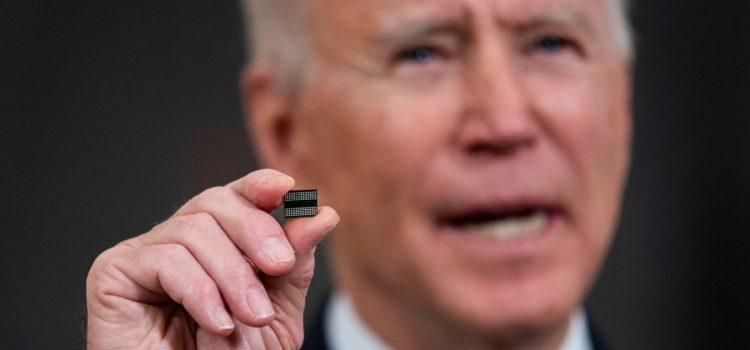 AI Weekly: Biden calls for $37 billion to address chip shortage