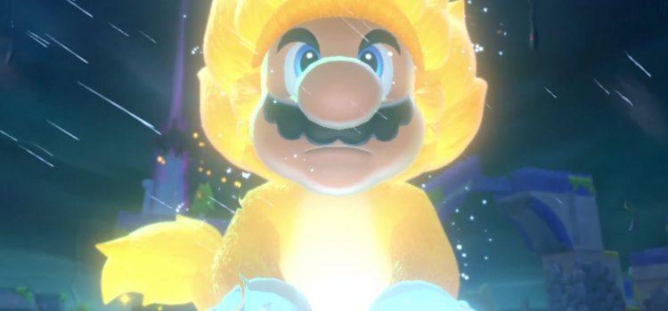The Most Romantic Date Spots in 'Super Mario 3D World'
