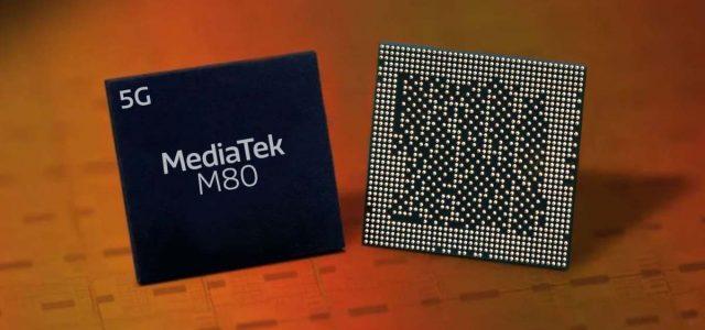 MediaTek debuts M80 modem, finally joining the 5G millimeter wave race