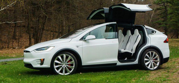 Tesla told to recall 12,300 Model X SUVs over trim adhesive