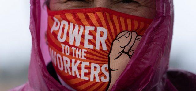The Amazon Alabama union vote could change Jeff Bezos's company forever