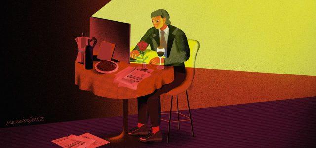 The Covid-19 pandemic ruined America's idea of work-life balance