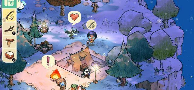 Cozy Grove on Apple Arcade: Animal Crossing but make it haunted