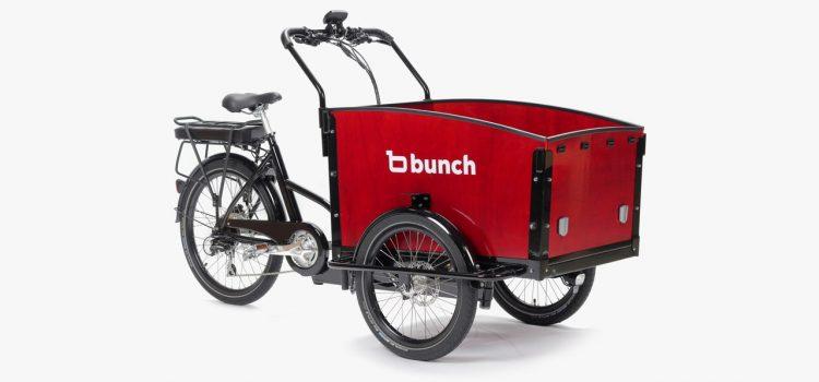 Bunch the Original Review: An Awkward Cargo Electric Bike