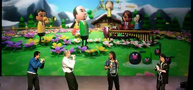 E3 Rewind: Nintendo's boring and bizarre E3 2008